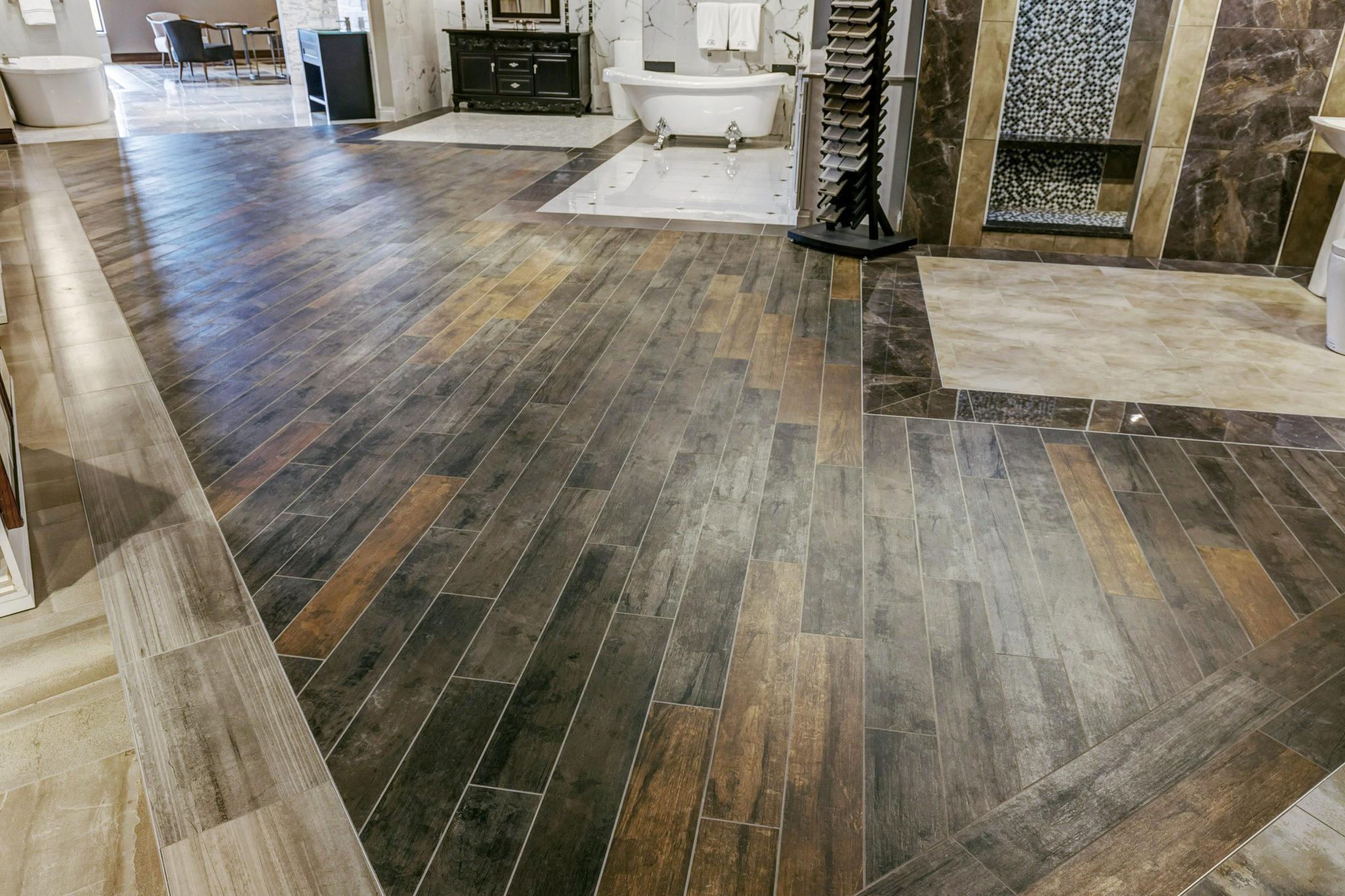 Hardwood laminate carpet showroom eureka 63025 st louis tile floor tile dailygadgetfo Images