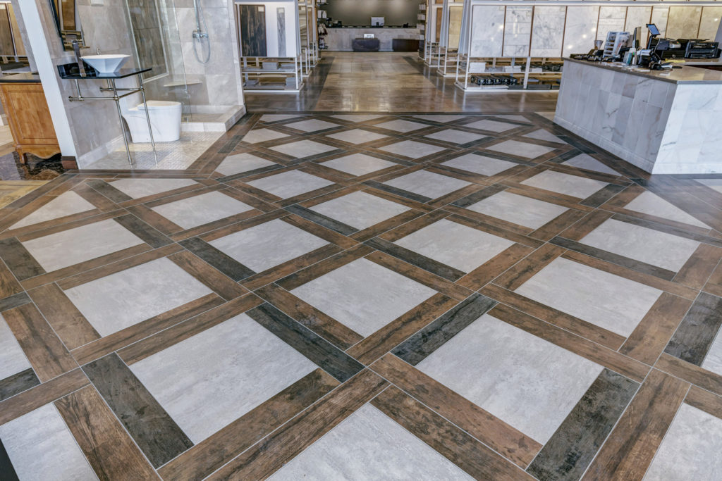 With The Remarkable Advances In Vinyl Technology You Can Get Luxury Tile From St Louis Company That Looks Like Wood Marble Travertine