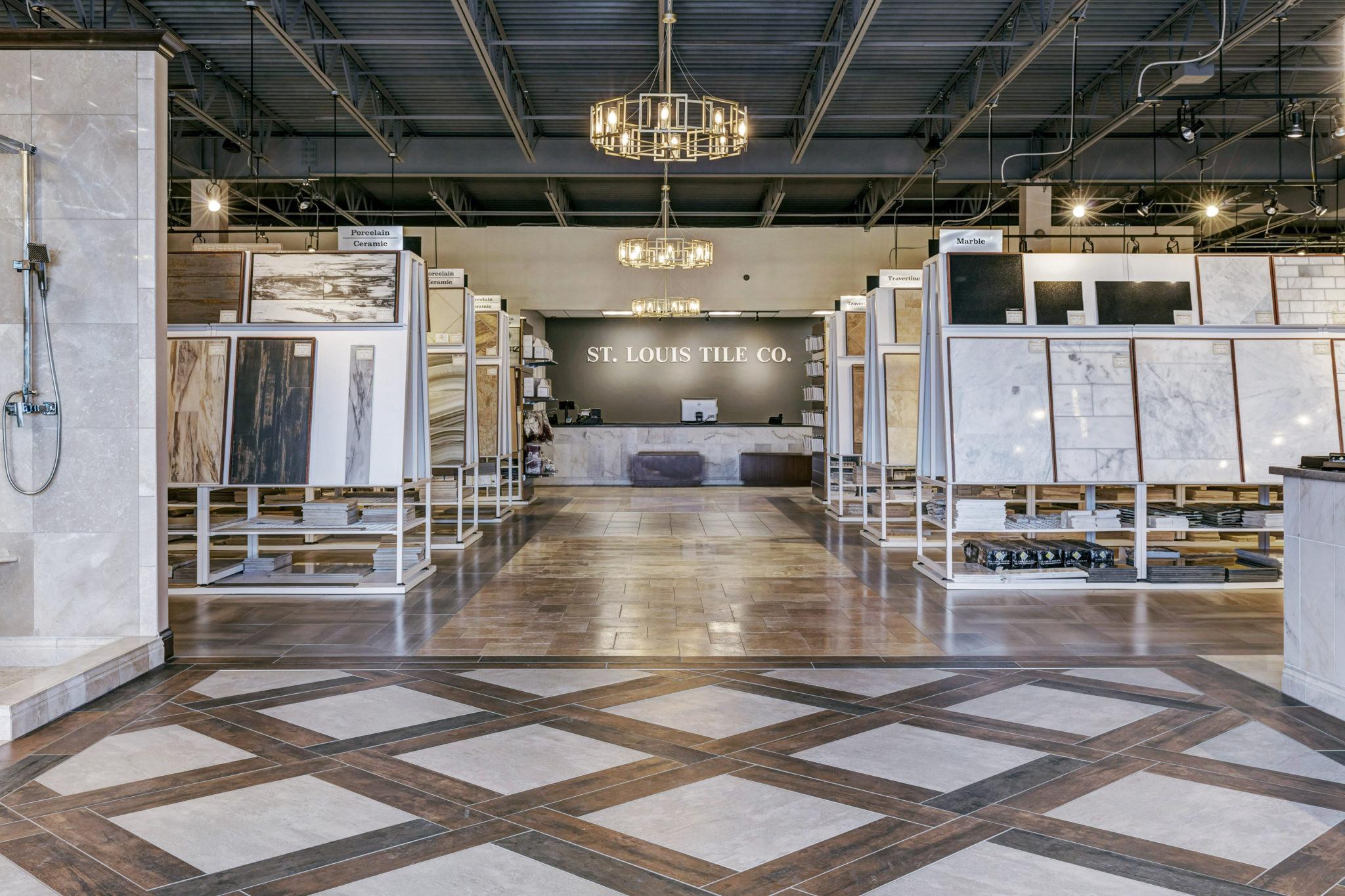 Tile Company Showroom