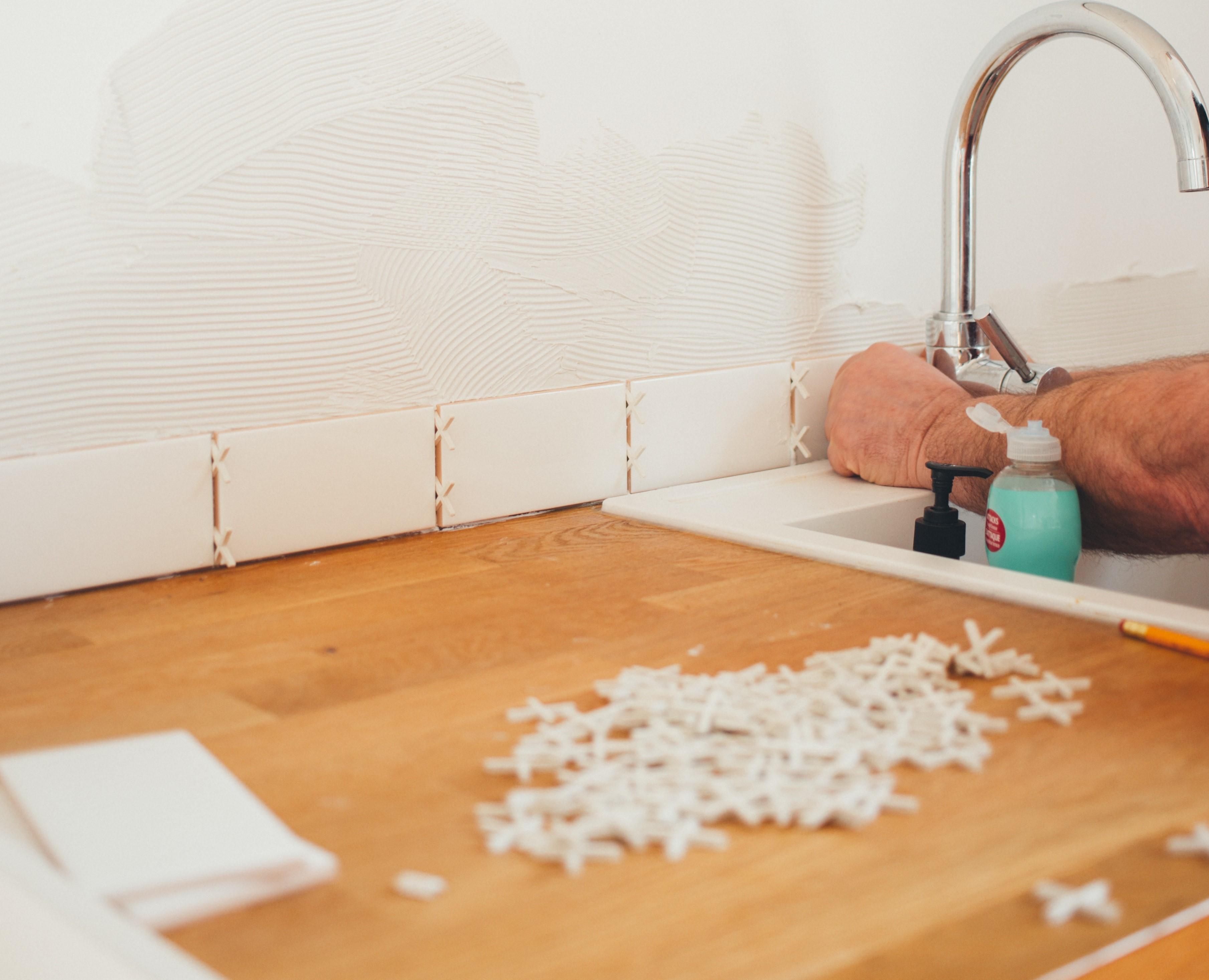 Kitchen backsplash DIY STL Tile (2)