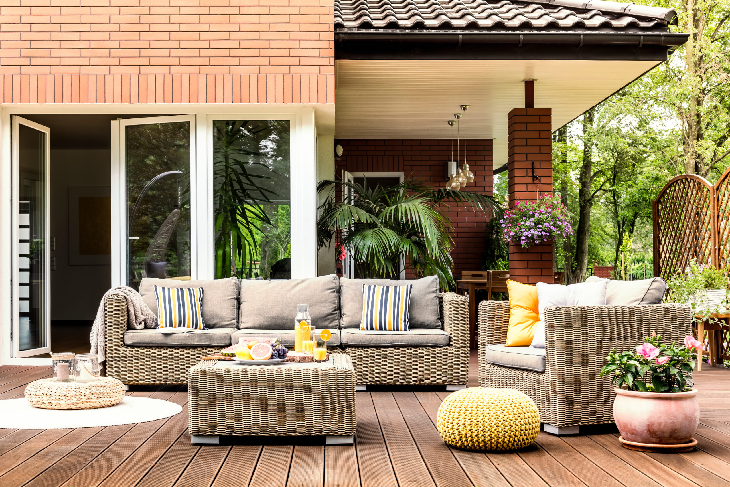 Expanding Your Outdoor Living Space with Tile | St. Louis ... on Outdoor Living Space Company id=88535