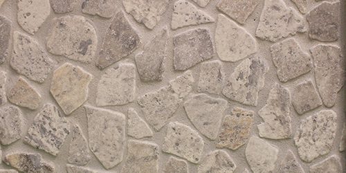 Cobble Tile Travertine